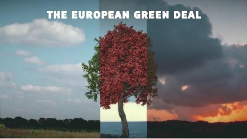 Risultati immagini per green deal europeo